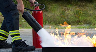 Yangın Eğitimi ve Tatbikatı